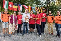 Internationales Jugendturnier in Langenburg